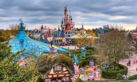 ?Disneyland París: 3 noches en hotel en París o en Área Disney con vuelo de ida y vuelta y entrada para 1 persona