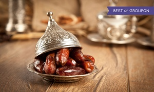 Rosewater, Jumeirah at Etihad Towers: Iftar Buffet with Ramadan Drinks for Up to Eight People at Rosewater, Jumeirah at Etihad Towers (Up to 38% Off)