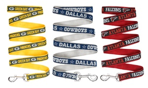 Officially Licensed NFL NFC Dog Leash
