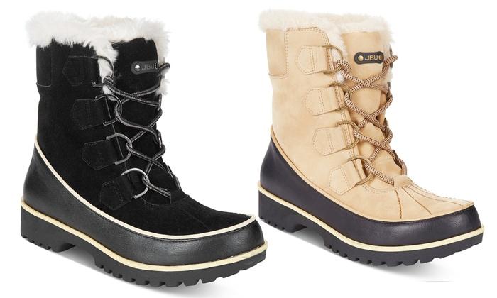 JBU by Jambu Women's Mendocino Cold-Weather Boot