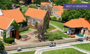 Nelis' Dutch Village: Theme-Park Visit for Two with Optional Wine and Cheese Tasting at Nelis' Dutch Village (Up to 42% Off)