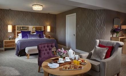 Co. Sligo: Up to 2 Nights for Two with Breakfast, Chocolates, Leisure Access and Late CheckOut at 4* Sligo Park Hotel