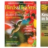 Up to 29% Off Birds & Blooms and Birdwatching Subscription