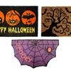 J&M Home Fashions Halloween Doormats