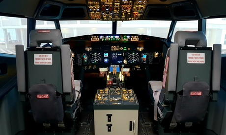 Experience: Boeing 737 Flight Simulator For just: £49.0