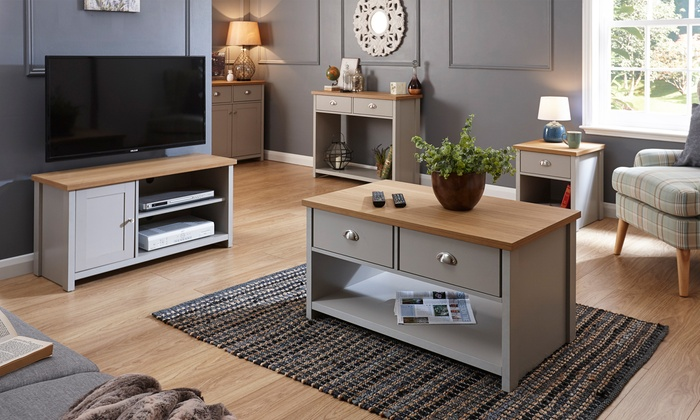 Groupon Goods Global GmbH Ledbury Living Room Collection With Free Delivery