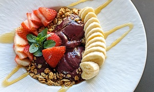 Coffee and Acai Bowls for One or Two at Food for Thoughts Cafe (50% Off)