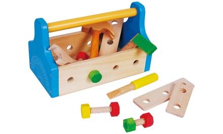 Lelin Children's Wooden Tool Kit