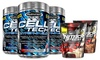 Cell-Tech Hyper-Build and One Pound of Nitro Tech Supplement