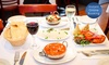 Three-Course Indian Meal + Wine