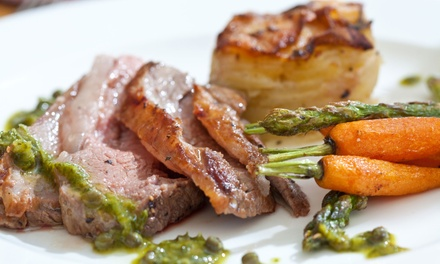SevenCourse Taster Meal for One, Two or Four at Winford Manor Hotel