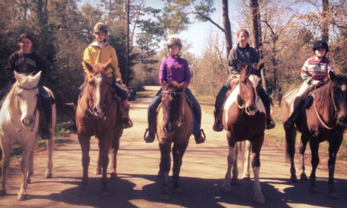 Splendor Farms - Bush, LA: $49 for a Two-Hour Trail Ride for Two at Splendor Farms ($150 Value)