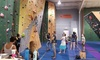 Up to 40% Off Indoor Climbing Day Pass at Climbing New Heights