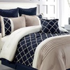 Central, Lazo, or Floral Comforter Sets (7-Piece)