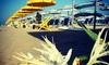 Ingresso in spiaggia, Viareggio