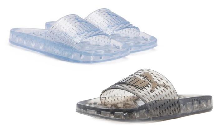 Puma Fenty rubberen slippers | Groupon
