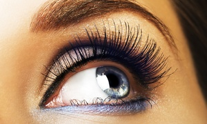 Freya Beauty Salon: Natural or Dramatic Look Eyelash Extensions with Optional Refill at Freya Beauty Salon (Up to 58% Off)