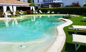 Hotel Posta 77: Ingresso giornaliero in piscina con sale dell'Himalaya, drink a scelta all'Hotel Posta 77 (sconto fino a 52%)