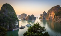 South Asia: 9-Night Vietnam Tour or 13-Night Vietnam and Cambodia Tour with Guide and Meals*