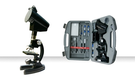 Cassini C-1200M 90-Piece Microscope Kit