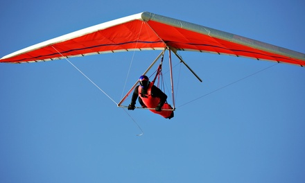$149 for a Tandem Hang Gliding Experience from Great Lakes Hang Gliding ($309.99 Off)