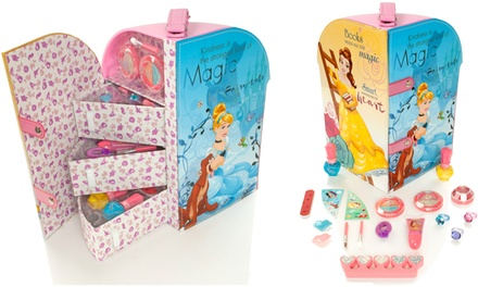 Dream Big Princess Makeup Case