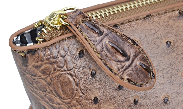 3467ce7ea924c1 Up To 44% Off on Women's Bag with Matching Wallet | Groupon Goods