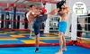 Centro de Treinamento de Artes Marciais Guy Gym - Brasília: 1, 3 ou 6 meses de boxe, muay thai ou jiu-jítsu no Guy Gym – Guará I