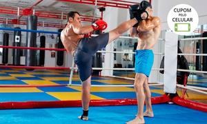 Centro de Treinamento de Artes Marciais Guy Gym: 1, 3 ou 6 meses de boxe, muay thai ou jiu-jítsu no Guy Gym – Guará I