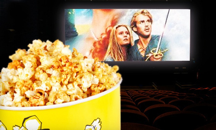 "Weinberg Center for the Arts - Downtown: $14 for ""Princess Bride"" or ""Jaws"" Screening for Two and Snacks at Weinberg Center for the Arts in Frederick ($28 Value)"