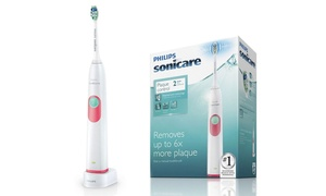 Philips Sonicare HX6211 2-Series Plaque Control Electric Toothbrush