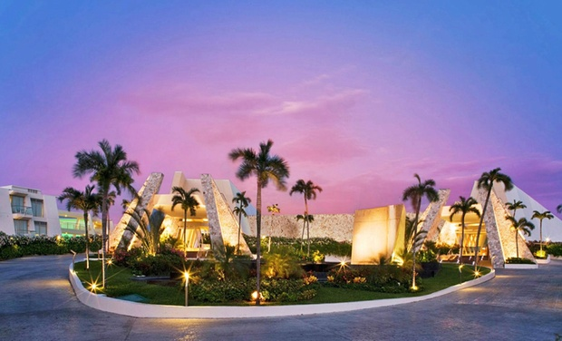 TripAlertz wants you to check out ✈ 5-Night All-Inclusive Grand Sirenis Riviera Maya Stay w/Air. Price/Person Based on Double Occupancy ✈ All-Inclusive Mexico Vacation with Airfare - Mexico All-Incl. Trip w/Air