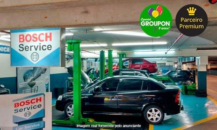 #NiverGroupon - Centro Automotivo PB Bosch Service – St. André:6 opções de pacote automotivo