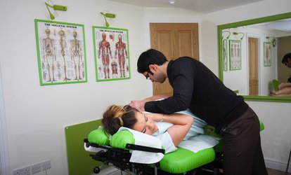 image for Chiropractic Consultation and One or Two 30-Minute Treatments at Oxford Chiropractors (Up to 71% Off)
