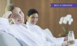 Best Western Connaught Hotel: Spa Day with Two-Course Lunch and Champagne for One or Two at Best Western Connaught Hotel (Up to 48% Off)