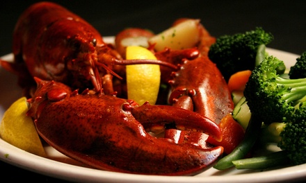 50% Off Seafood at The Fresh Fish Company