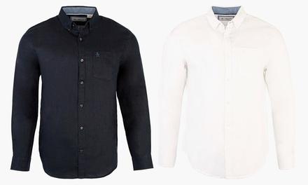 Penguin Linen Men's Shirt