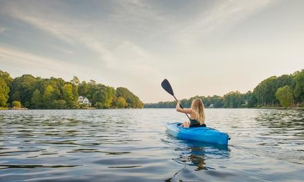 $8 Off $10 Worth of Kayak Rental
