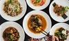 $30 Toward Thai Food and Drinks