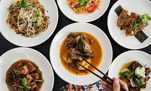 POKPOK Thai Restaurant and Bar: $15 for $30 or $29 for $60 Toward Food and Drinks at POKPOK Thai Restaurant and Bar