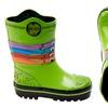 Kids' Cartoon Character Rain Boots (Size 7/8)