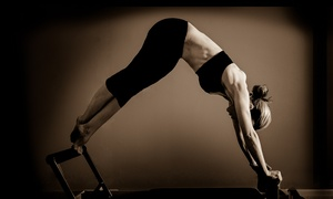 Pilates of San Diego: Up to 71% Off Pilates, yoga and barre at Pilates of San Diego