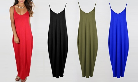 Oversize Maxi Dress Available up to Size 22