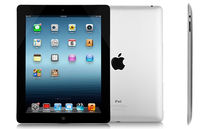 Apple ipad 4 wifi tablet with 9 7 retina display for Tablet hotel deals