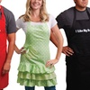 Flirty Apron for Men and Women