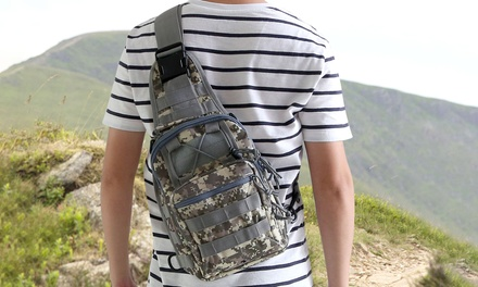 Military Sling Backpack