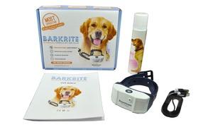 USB Rechargeable Citronella No-Bark Dog-Training Collar at USB Rechargeable Citronella No-Bark Dog-Training Collar, plus 6.0% Cash Back from Ebates.