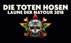 Die Toten Hosen live im DDV-Stadion Dresden: 1 oder 2 VIP-Tickets für Die Toten Hosen inkl. Catering am 02.06. im DDV-Stadion in Dresden