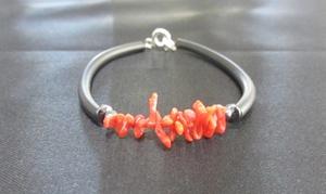 Gabriella Gioielli: Bracciali artigianali sardi con corallo, ematite e argentoa scelta da Gabriella Gioielli (sconto fino a 56%)