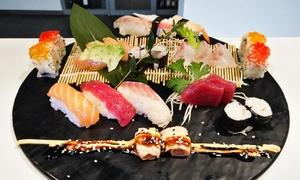 Ristorante Giapponse Izumi: Menu sushi All you can eat e calice di vino per 2 persone al Ristorante Giapponese Izumi (sconto fino a 47%)